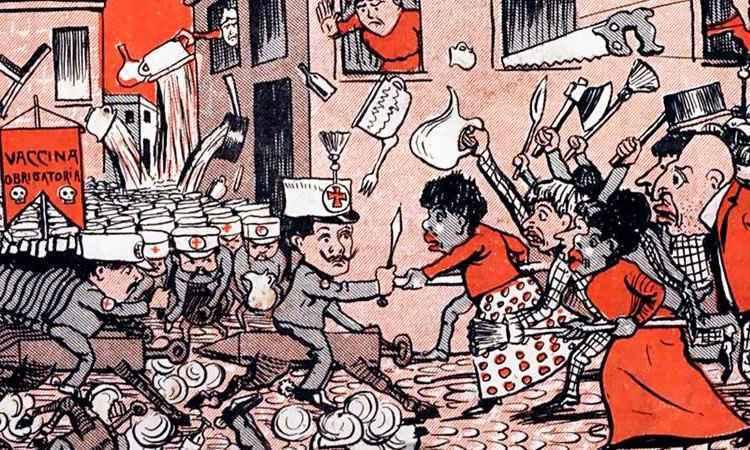 Crises sanitárias e direitos individuais
