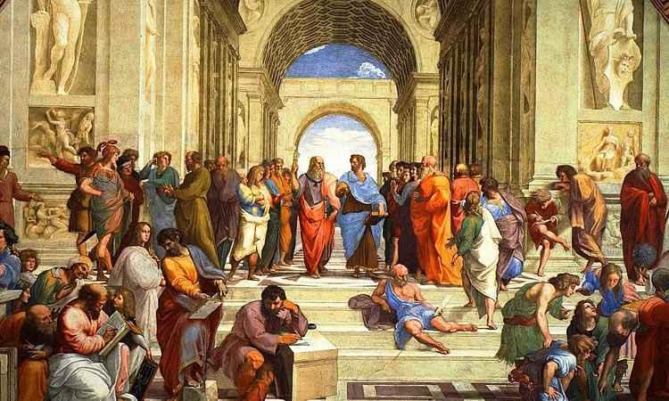 O legado grego: Platônicos, Aristotélicos e a obrigatoriedade da vacina.