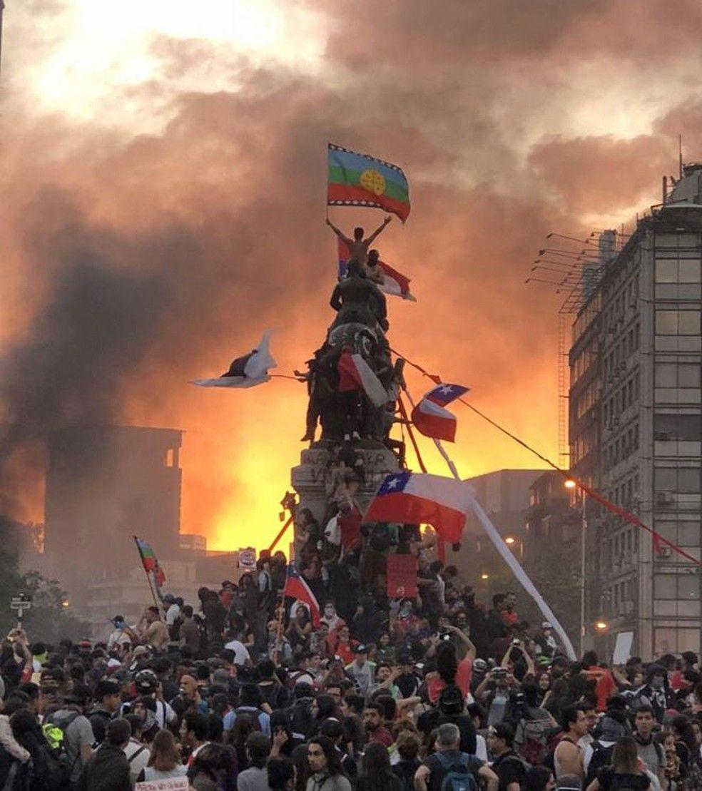 O Paradoxo da Soberania e a Constituição Simbólica do Chile