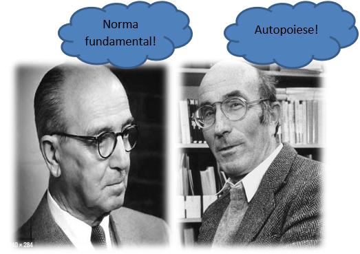 Considerações sobre o Direito - Hans Kelsen (Teoria Pura do Direito) e Niklas Luhmann (Sociologia do Direito)
