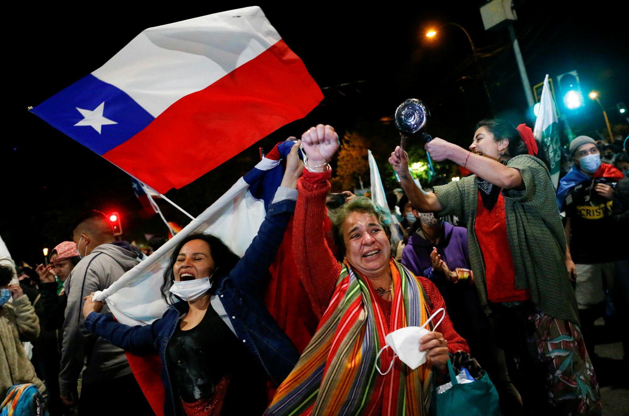 Chile e a nova Constituição.